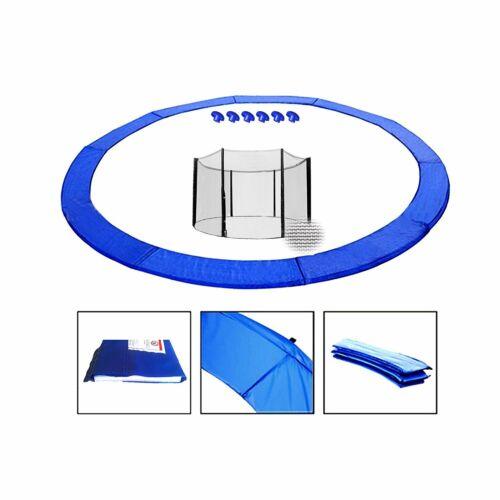 Trampolin Sicherheitsnetz Randabdeckung Blau Randschutz Netz Ersatzteile