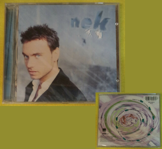 CD Nek Omonimo Same 1997 Europe Wea 0630195562 Versiegelt No LP Mc DVD (XI4)