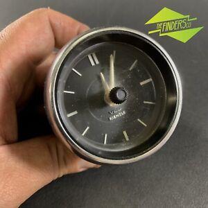 Details about VINTAGE c 1960's VDO KIENZLE CLOCK MERCEDES W108 280S ROLLS  ROYCE PORSCHE GERMAN