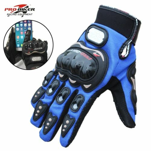 Riding Gloves Tribe Touch Screen Motorcycle Motocross Protective Racing Mitten