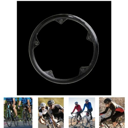 Bicycle Crankset Cap Plastic Chain Wheel Cover 5 Holes Protective Guard For MTB