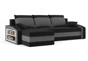 Eckcouch sofa Schlafsofa Sofa Schlafcouch Ecksofa Couch ...