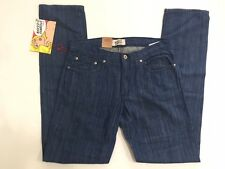 Naked & Famous Men Jeans 014033 Weird Guy Lightweight Linen Blend size 32