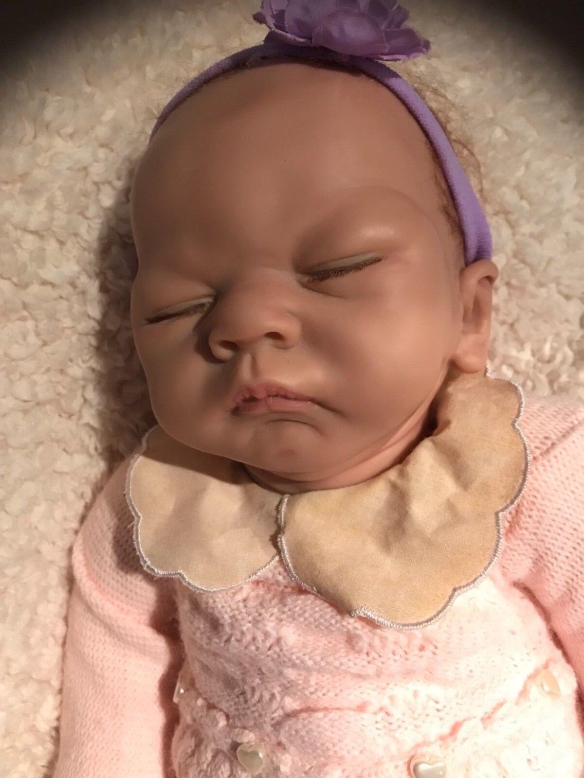 Ashton-Drake Bienvenido a Casa Emily verdaderamente REAL muñeca bebé realista (V)