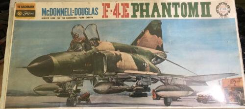 McDONNELL-DOUGLAS F-4E Phantom II NIB FUJIMI 1//48 #0778
