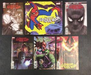Marvel AMAZING SPIDER-MAN #795 Alex Ross 3rd Print Variant NM//M