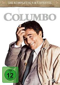 3-DVDs-COLUMBO-SEASON-STAFFEL-6-7-PETER-FALK-NEU-OVP