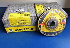 New Listingklingspor 10 X Grinding Discs 115 X 6 X 2223 Artnr 188465