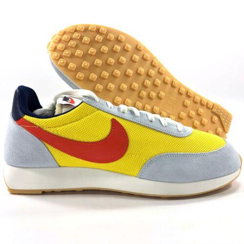 Nike Sportswear Air Tailwind 79 Blue Tint Orange Yellow 487754-407 Men/'s 10.5
