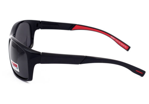 Matrix Sports Polarised Sunglasses for Men Driving Bicycling Cycling Grey Lenses