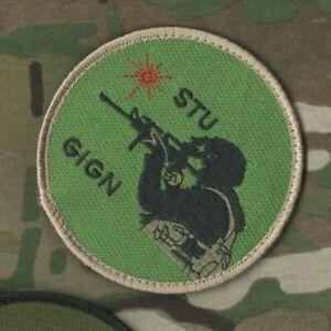 Gign Stu Search Tâche Unité Équipe De Recherche Opérateurs Babouches 2007 (Rond)