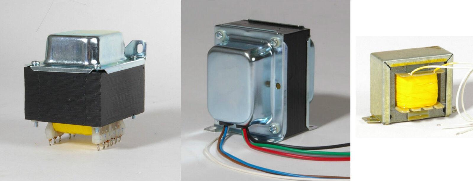 Set Power Output Choke audio transformer - Set JCM800 50W (Marshall JCM800)