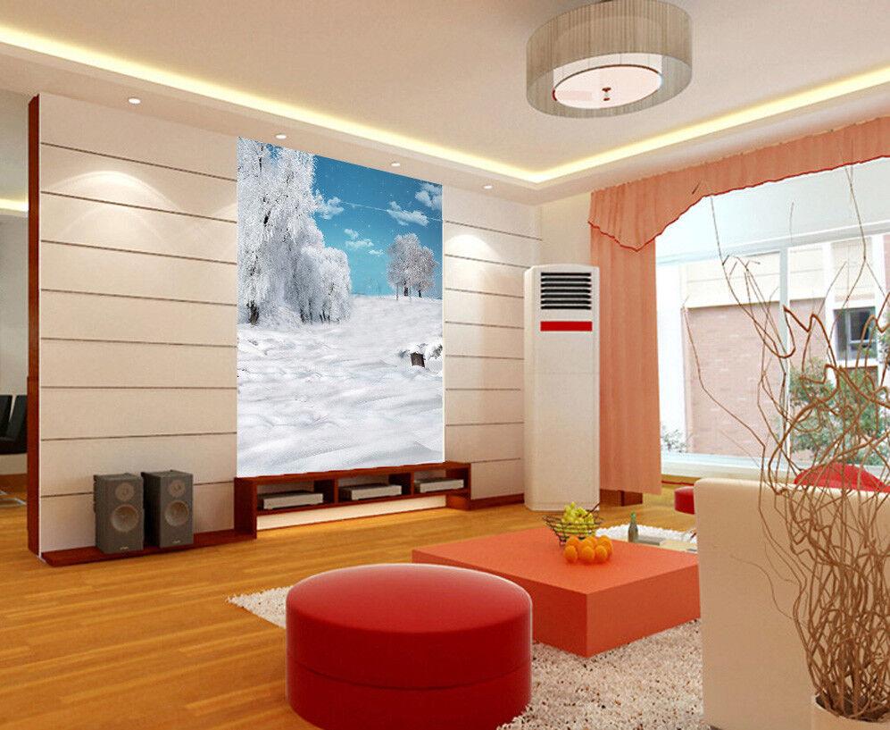 3D Eis Schnee Wald 943 Tapete Wandgemälde Tapete Tapeten Bild Familie DE Summer  | Authentisch  | Nicht so teuer  | Erste Kunden Eine Vollständige Palette Von Spezifikationen