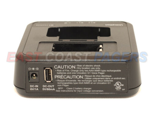 Desktop Charger for Unication G1 Pager