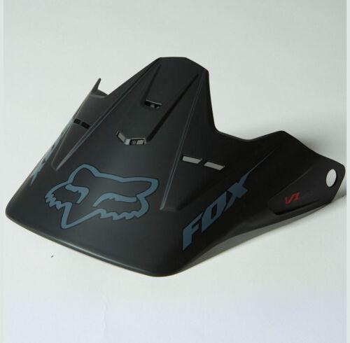 Fox Racing V1 Matte 2014 Youth Helmet Visor Black
