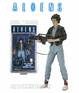 NECA-RIPLEY-amp-PULSE-RIFLE-ALIENS-PREDATOR-Action-Figure