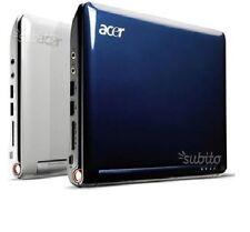 Acer Aspire One-Notebook-8,9 Pollici + Laptop Skin adesiva per pc