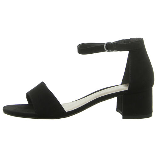 schwarz NEU TAMARIS Schuhe Sandalette 1-1-28201-24-001 black