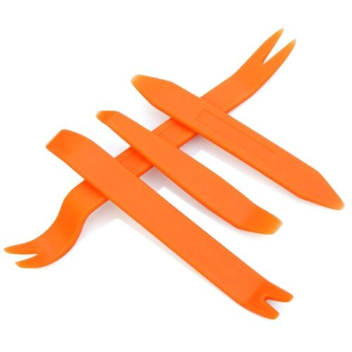 Car Door Clip Panel Trim Dash Audio Stereo Install Removal Plastic Pry Acesories