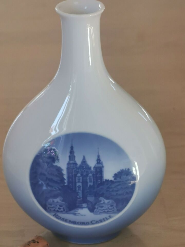 Porcelæn, Royal copenhagen, Royal copenhagen