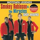 Motown Legends: Shop Around by Smokey Robinson (CD, Mar-2006, Collectables)