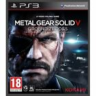 Metal Gear Solid V: Ground Zeroes (Sony PlayStation 3, 2014) - European Version