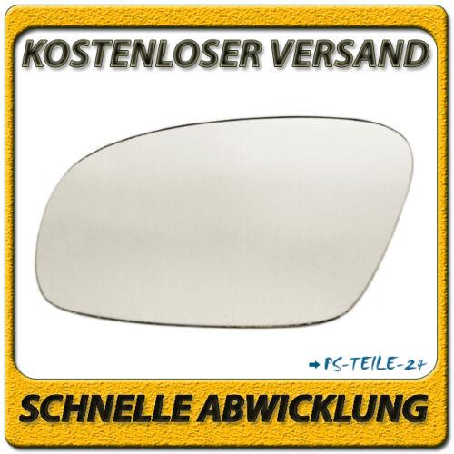 Glace Polie Pour Coller pour VW NEW BEETLE 2003-2010 à Gauche Convexe