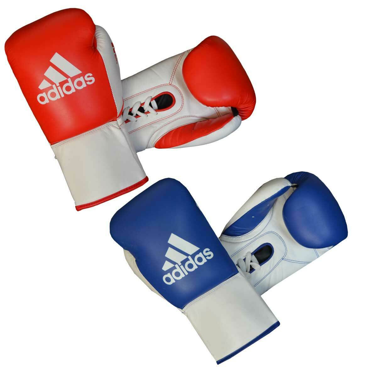 Guanto da Pugilato Glory in pelle Adidas - 35202055