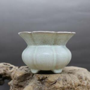 Chinese-ancient-antique-hand-make-open-slice-Hua-Kou-Spittoon-w47