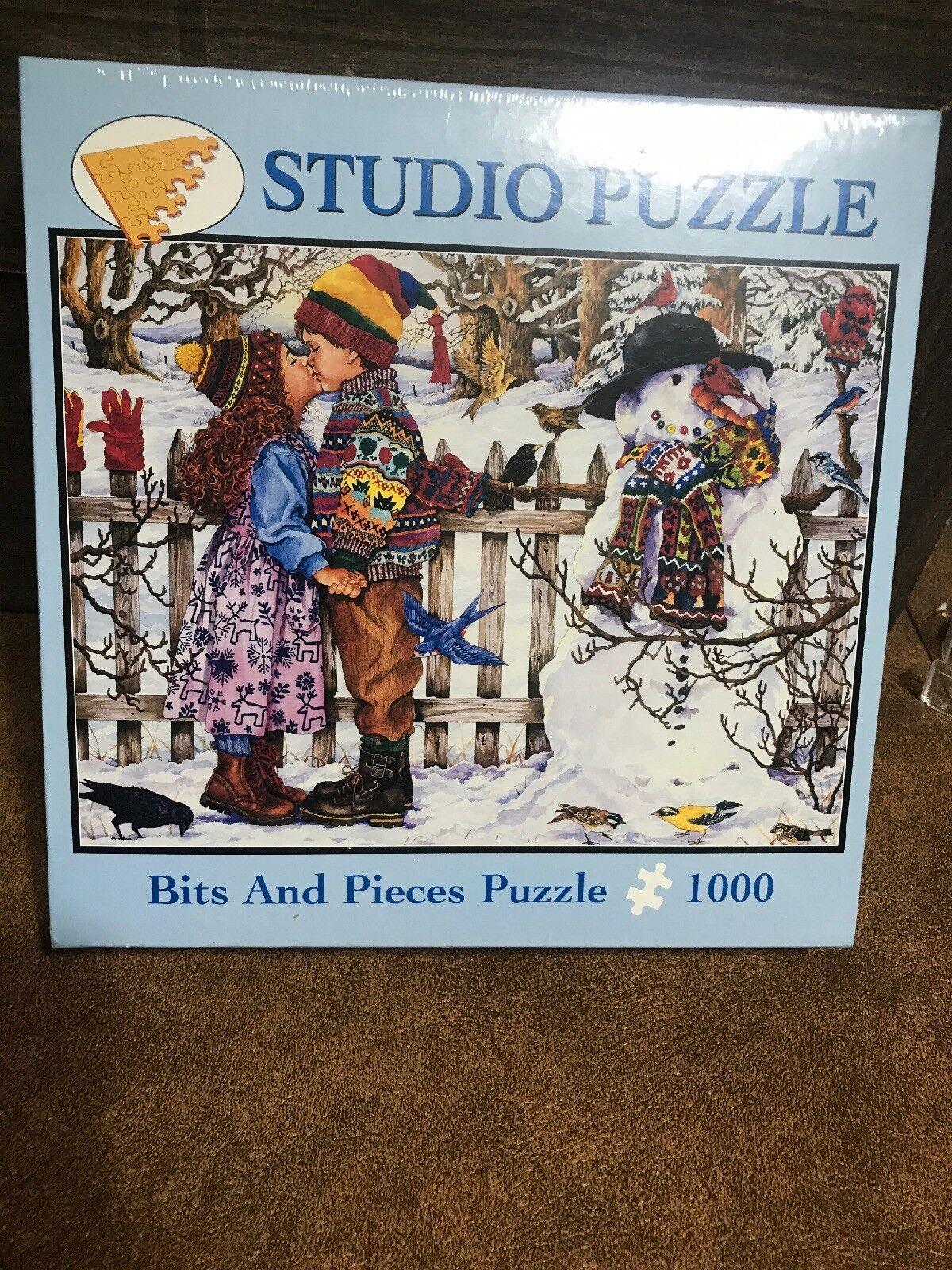 Knstler wendy edelson der kuss studio puzzle - 1000 - teile 20 x 27.