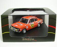Bmw 2002 nº 52 rally monte carlo 1977