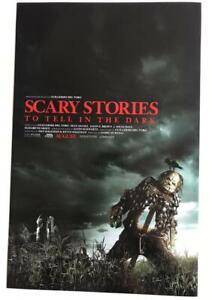 Nycc-2019-Guillermo-Del-Toro-Aterrador-Stories-Pelicula-Poster-11-x-17