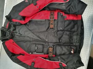 AKITO-RED-BLACK-MOTORCYCLE-JACKET-XXL