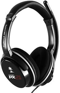 Turtle-Beach-Ear-Force-PX21-Gaming-Headset-for-Playstation-3-PS-4-Xbox-360-amp-PC
