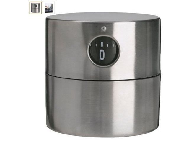 IKEA ORDNING STAINLESS STEEL KITCHEN TIMER NEW sealed EGG TIMER BBQ Cooking Bake