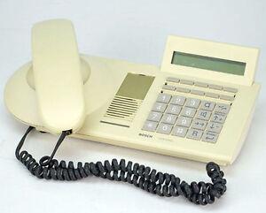 Bosch-Integral-TENOVIS-TS13-11-D-schnurgebunden-ISDN-Systemtelefon-mit-6-Adrig