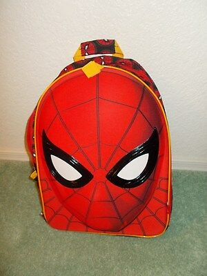 """Disney Spider-man THWIP Backpack 13.5/"""" x 11/"""" x 4.75/"""" New age 3+"""