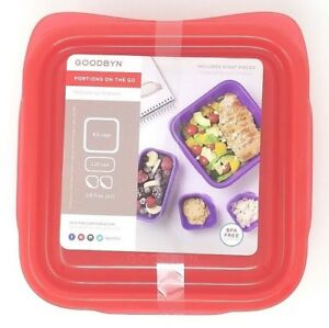 Goodbyn-Portion-On-The-Go-RED-COLOR