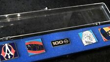 Opel Pin Set 100 Jahre Classic Logos in Etui History 5 Pins Badge edel selten ra