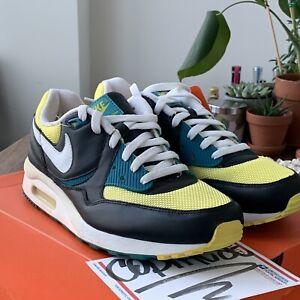 Nike-Air-Max-Light-OG-315827-013-90-Teal-Black-Yellow-2006-Rare-DS-Mens-Size-9
