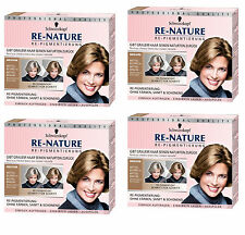 Schwarzkopf Re-Nature Women Medium Re-Pigmentierung 4x150ml