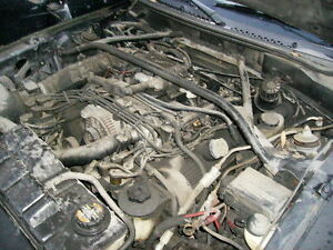 96 mustang 4 6 gt v8 core engine for parts ebay. Black Bedroom Furniture Sets. Home Design Ideas