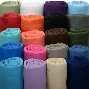 Down-Alternative-Comforter-200GSM-King-Cal-Egyptian-Cotton-4-Season-Solid-Colors