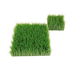 ARTIFICIAL SOFT PVC PLASTIC WHEATGRASS DECORATIVE FAKE GRASS HOME