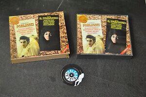 box 2 cd Puccini: Il Tabarro Santi Domingo Leoncavallo Pagliacci Leinsdorf Price