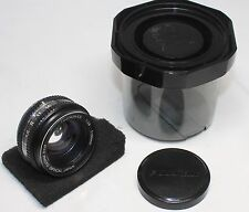 Very good++ Fuji Fujinon Ex 50mm F/2.8 Enlarging w/ Lens Case