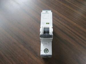 Siemens 5SY4102-7 Circuit Breaker 2A 1 pole
