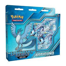 Pokemon Legendary Battle Deck - Articuno EX - Trading Card Game
