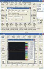 Mehrkanal 16-Kanal Datenlogger, Temperaturlogger, PT1000, PT100, Thermoelemente
