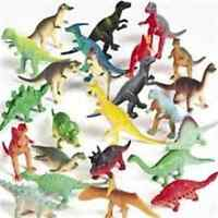 72 Vinyl 2.5 Assorted Styles Colors Dinosaurs Boy Party Loot Bag Pinata Favors